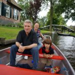 giethoorn victor and friend