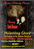 Mourning  glory by david Benson